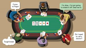 Difference Between Omaha and Texas hold'em