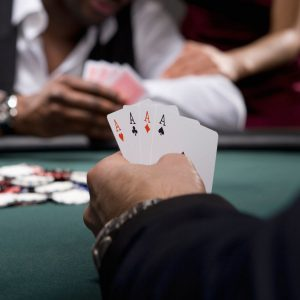 Guide To Playing Omaha Poker Online